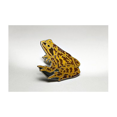 Планинска жаба