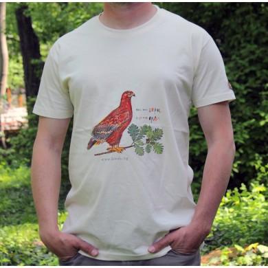 Мъжка тениска Нека има гори, за да има орли