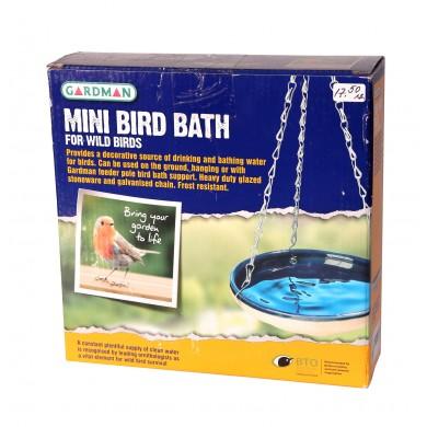 Птича баня
