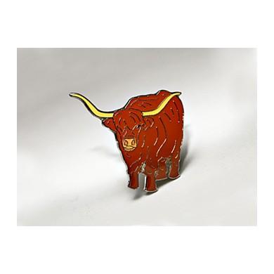 Шотландско високопланинско говедо