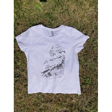 Дамска тениска с египетски лешояд