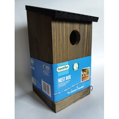 Къщичка за диви птици
