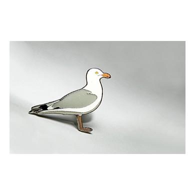 Сребриста чайка