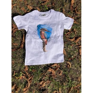 Детска тениска земеродно рибарче