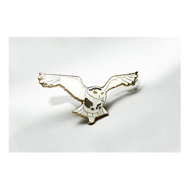 Полярна сова в полет