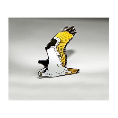 Речен орел в полет
