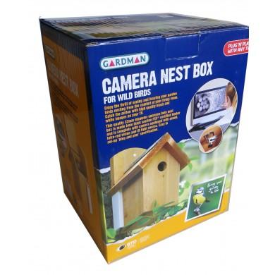 Къщичка с камера