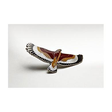 Скален орел в полет
