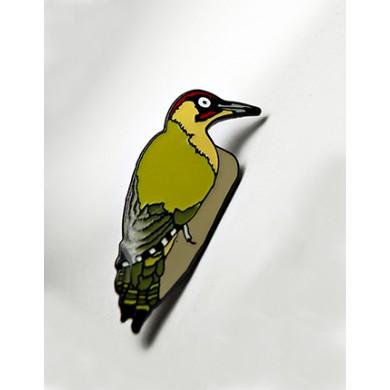 Зелен кълвач 2