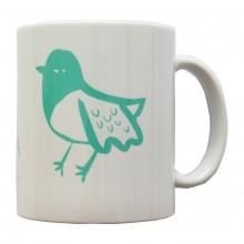 Чаша Аз обичам врабчетата